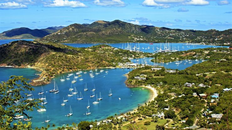 UNESCO World Heritage Naval Dockyard in Antigua