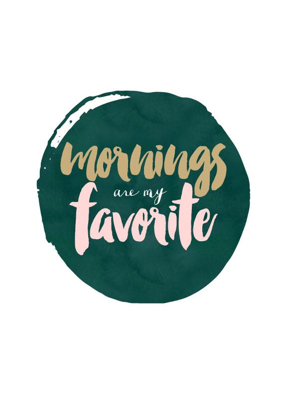 Mornings | MKKM