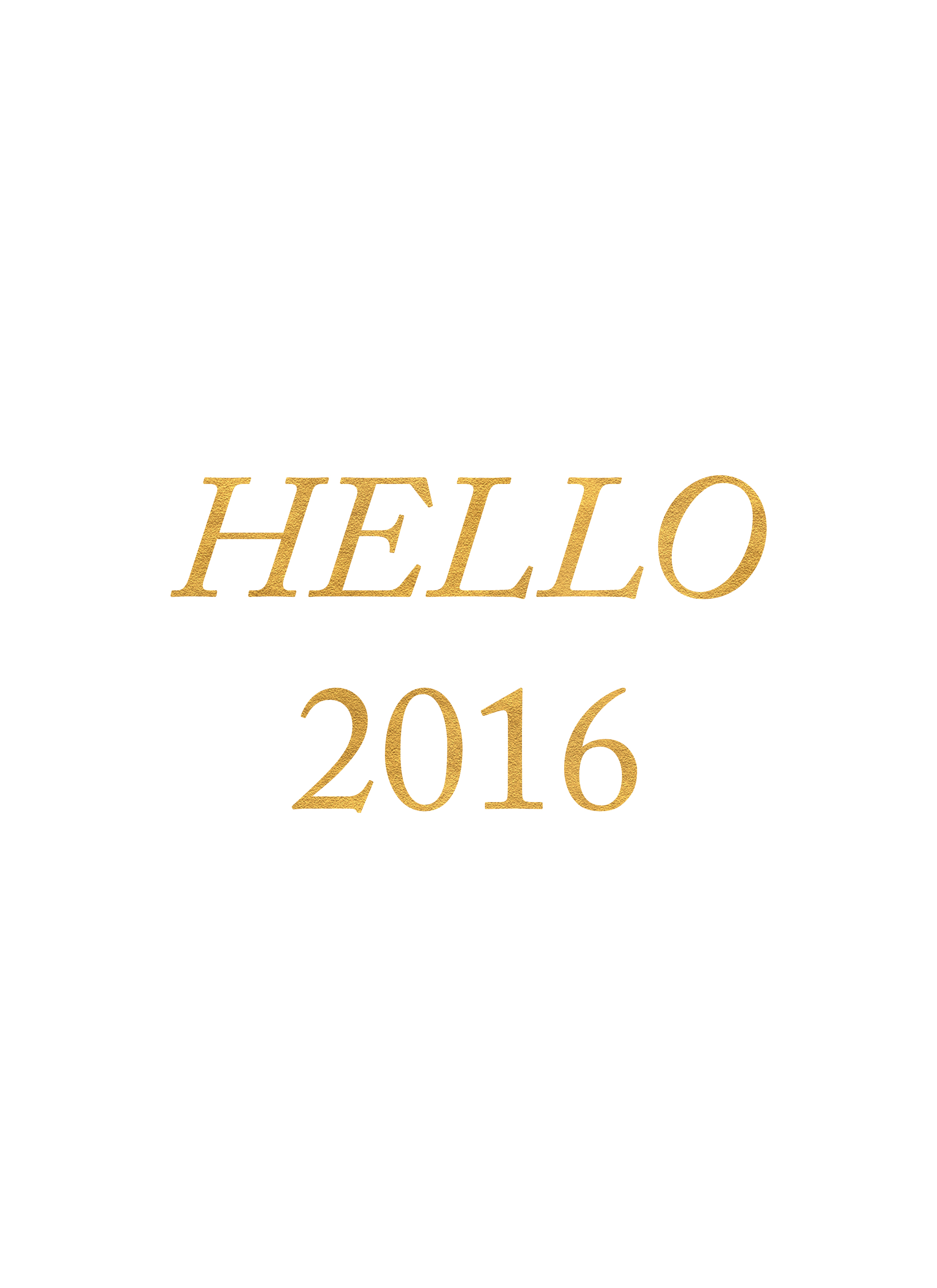 Hello 2016, Mantra Monday and goal chatting on the MKKM Blog