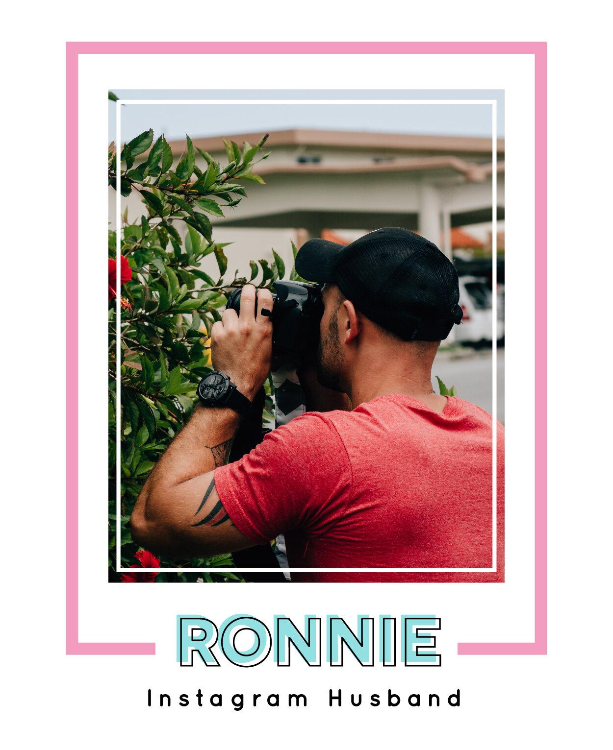 About Ronnie - shopmkkm.com