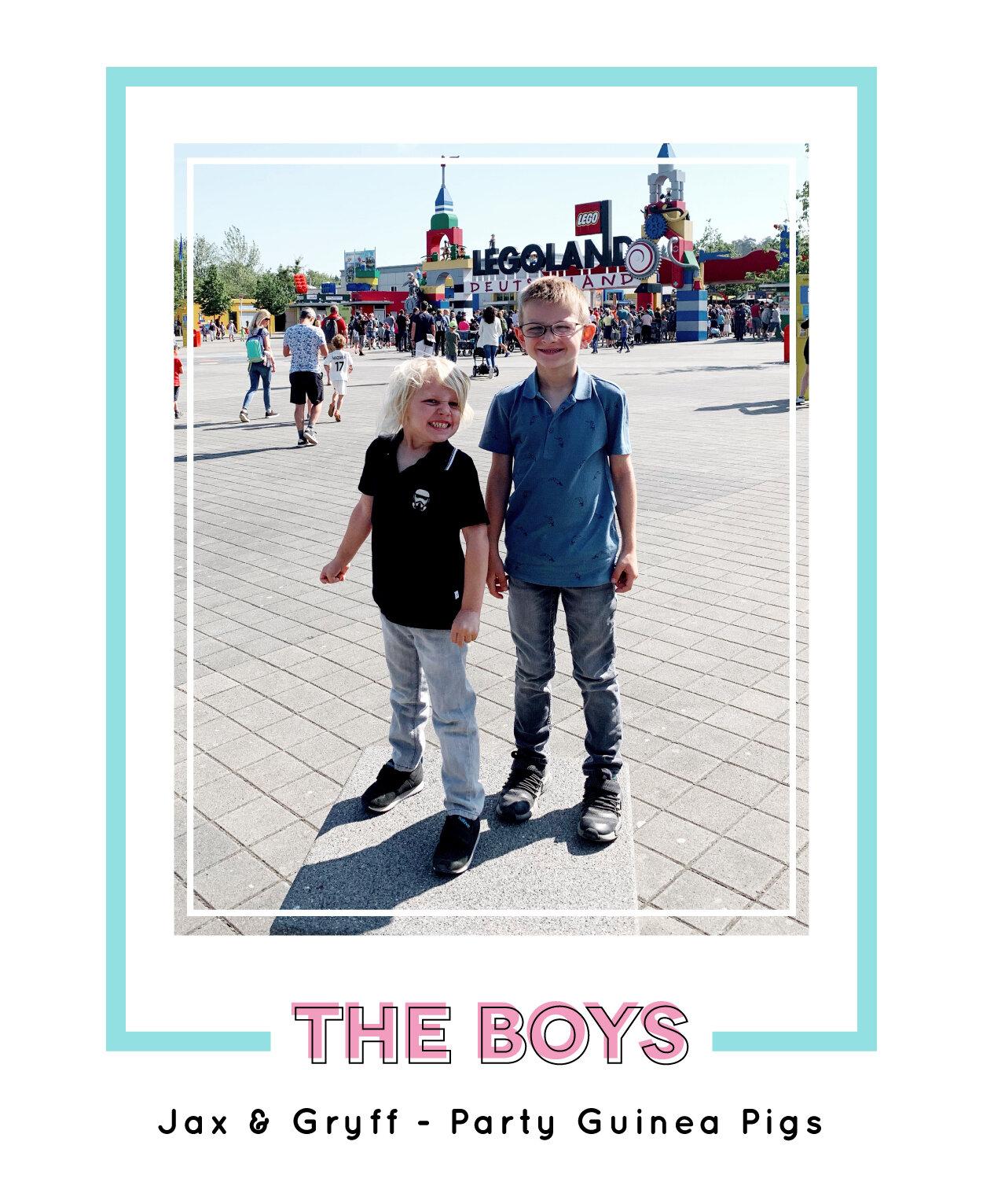 The Boys - shopmkkm.com