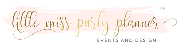 Check out our work on Little Miss Party Planner - shopmkkm.com