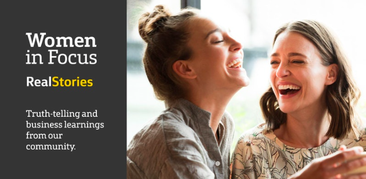 This November, the Women in Focus Real Stories will be taking place in Brisbane, Sydney and Melbourne, to share some of the real stories of women in the community.  The event will include presentations from women from across the business landscape, sharing their unique experiences, business insights and learnings in an intimate setting.  Please note that tickets for this event cost $26.49 (inc GST)  Food and beverages will be provided on the night.