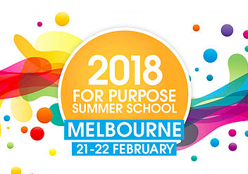 The two day Summer School will involve deep-dive workshops, case studies, and unconference sessions. The Summer School has a focus on building skills, sharing lessons and connecting attendees from across the not-for-profit and purposeful sectors.