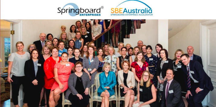 Founded in 2012, SBE Australia is a not-for-profit organisation dedicated to supporting women-led tech companies grow and scale their businesses. SBE Australia aims to empower female-lead businesses by providing experience, knowledge, tools, training, networks and partners, without taking equity.  The Launch event will kick off with an introduction to SBE Australia, the Springboard program, a panel discussion and a great opportunity to ask your burning questions about the 2018 program.