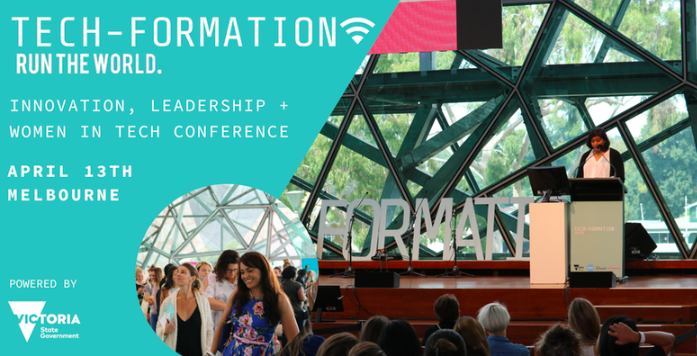 Tech-formation Women in Tech Conference is an all-day conference, shining the spotlight on female industry leaders and women in tech.   Prepare to be inspired, learn, and grow as you spend an entire day connecting with extraordinary females, and hearing the stories of women who are at the forefront of the digital revolution.  The League of Extraordinary women will be showcasing women who have fought against being the minority - and are  building the tech products of the future, or  leveraging technology to build global brands and businesses. These women have not only broken through the glass ceiling but have paved the way for other females to do so as well.