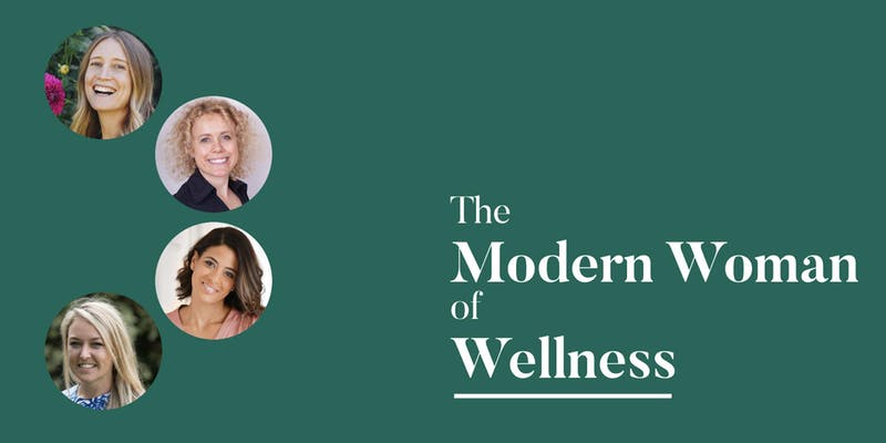 """Back for its second year, The Modern Woman of Wellness is a one-day event for women who seek a life of wellness, happiness and vitality.   The Modern Woman of Wellness will feature four exceptional keynote speakers who are leaders in their field. You will leave with an abundance of empowering knowledge for being the best version of you.  The modern woman of wellness:  > trusts that her body will show her the way > knows all the answers lie within > shines brightly, but doesn't hide from darkness > knows that beauty is boundless > flows with the timing of nature > is powerful, and not only knows it, but believes it > gives freely, lovingly and endlessly…to herself first > is unstoppable in her pursuit for wellness > chooses effortlessness.    > Redefining Success – Being a truly successful modern woman of the world with LAURA POOLE, Vedic meditation teacher and founder of  Mahasoma   The rise of feminine consciousness is happening, and along the way many ideas we have around who we are, what the world is about, and our role in it, are being highlighted for review... one of these ideas being the definition of success.  Join them for an engaging, enlivening (and possibly revealing!) guided meditation and talk as they unpack, examine and ask questions such as, """"What does it mean to be successful as a woman? Who created this definition? Is it serving us? Or binding us? And how do we create a new cultural narrative for being a truly successful modern woman of the world?"""""""