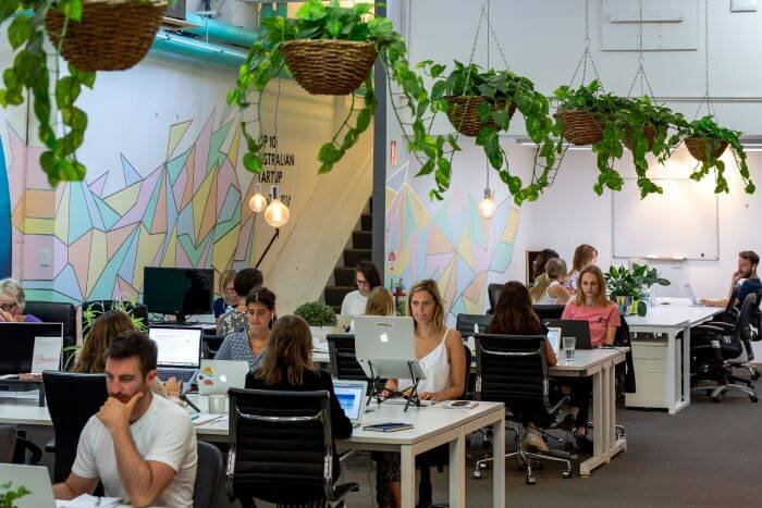 """Located in Melbourne, the One Roof co-working space is dedicated to providing women in business with everything they need to succeed all under """"one roof."""""""