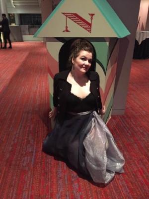Fancy Tulle Skirt