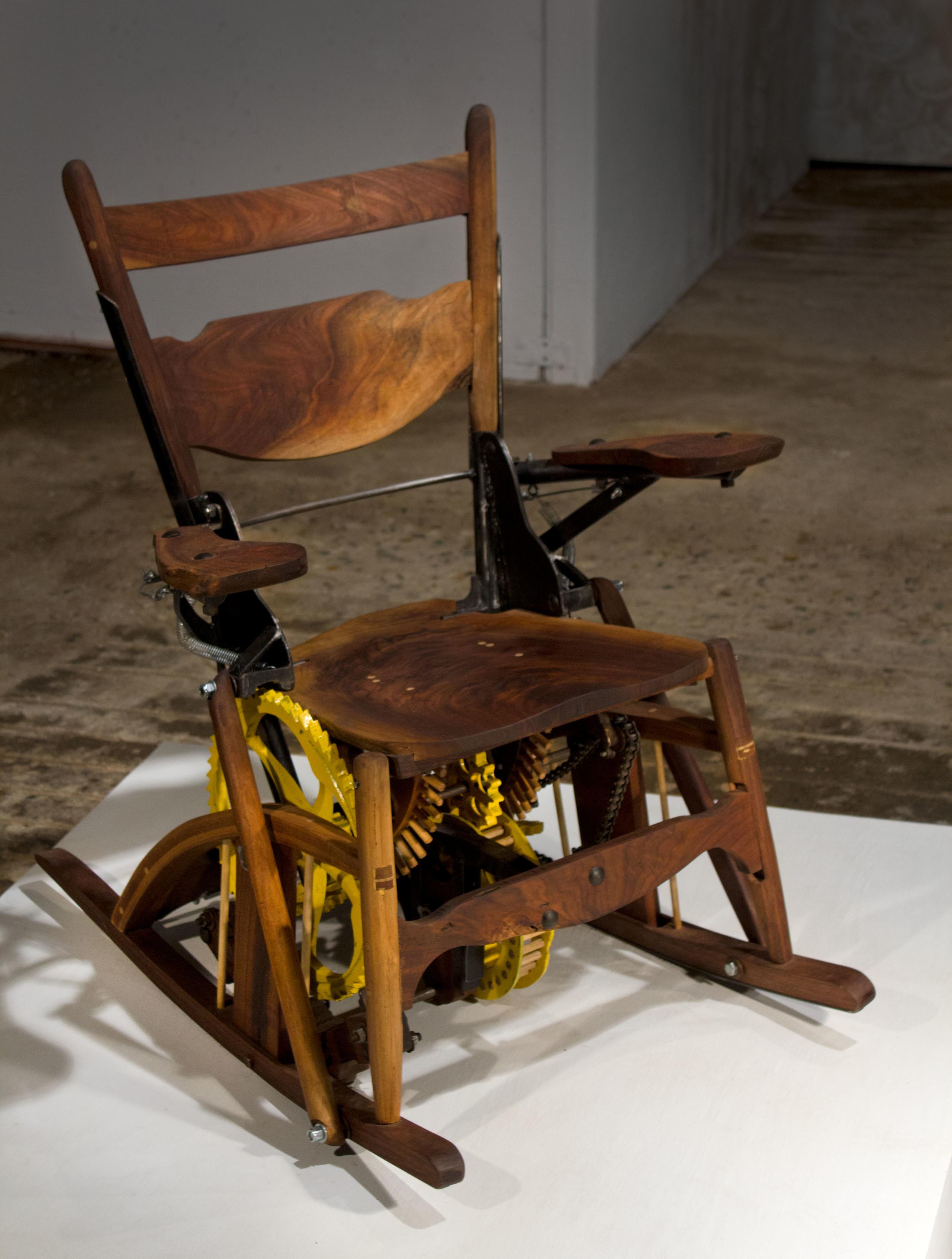 Clockwork Rocking Chair