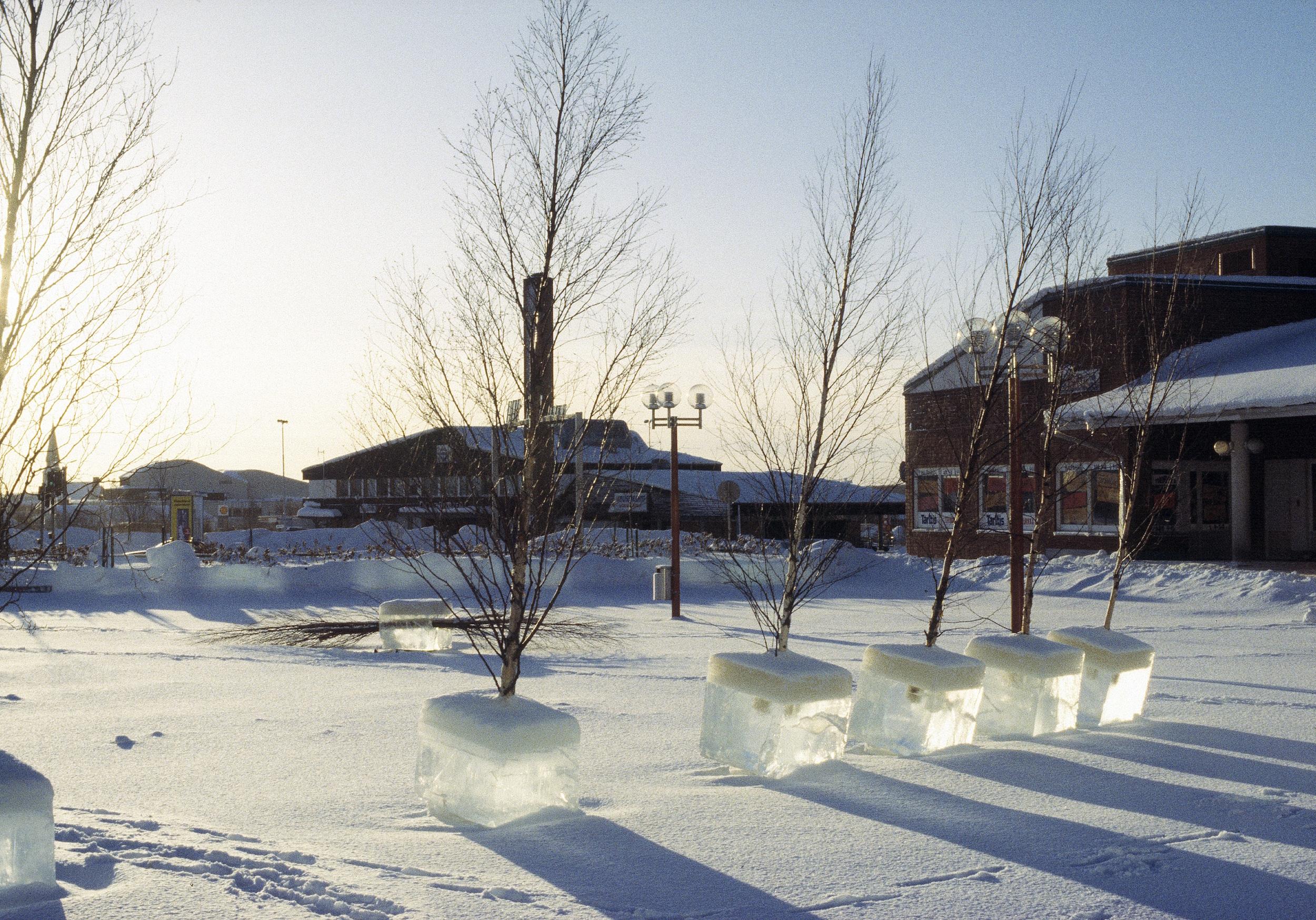 Lumi ja jää