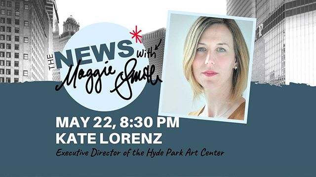 The News* tapes this Wednesday at @thesecondcity with Kate Lorenz of @hydeparkartcenter! 👀ticket link in bio. 👀 . . . . . #asterisk #thenewsasterisk #satiricalnews #satire #politics #femalecomedian #femalecomedywriters #chicagocomedy #chicagofilm #chicagofilmmaker #womenincomedy #politicalcomedy #latenight #chicagoimprov #chicagoart #hydeparkartcenter  #hydeparkchicago #secondcity