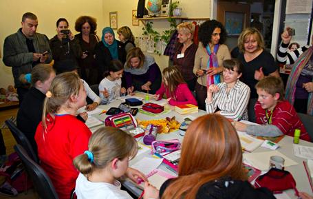 Day Five – Kleeblatt Wildau Community Center
