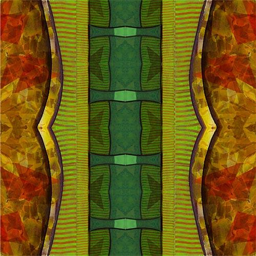 Composition African beauty II