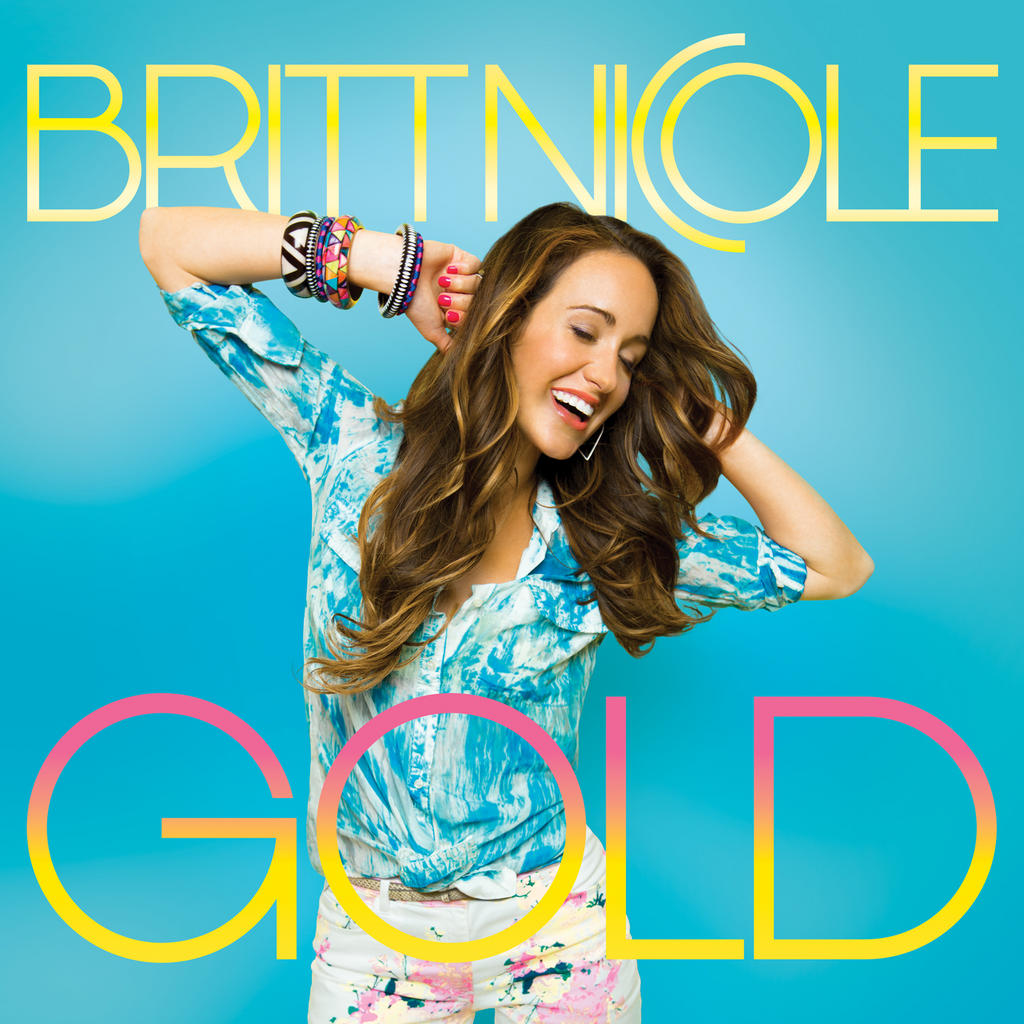 Britt Nicole-Gold