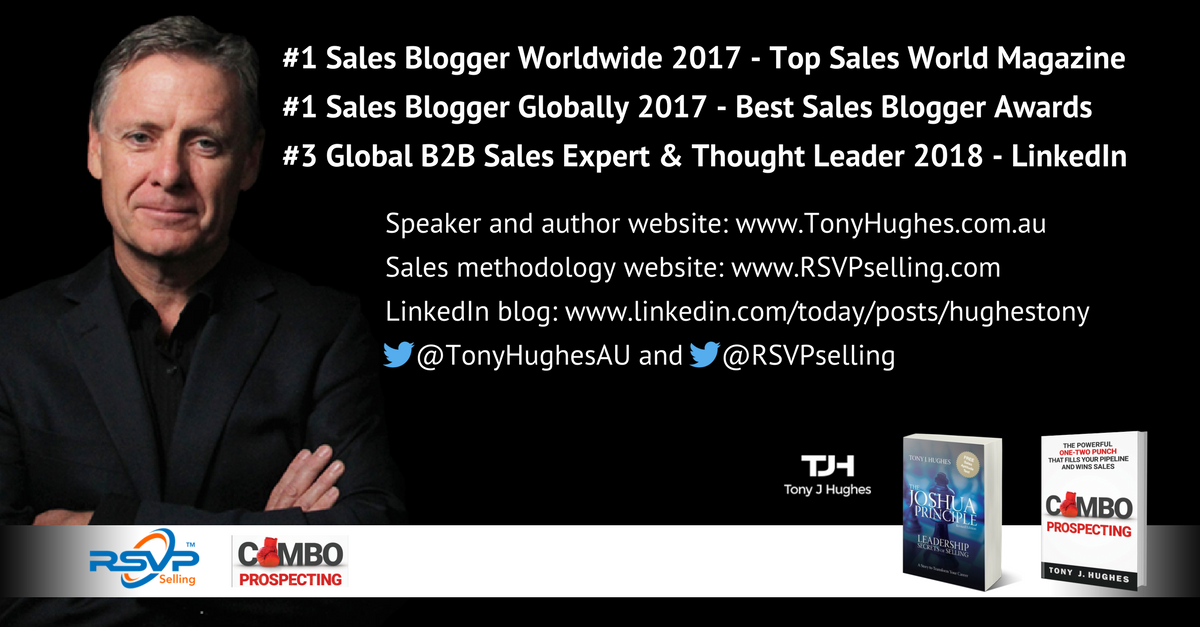 Tony Hughes B2B sales award winner and number one blogger.png