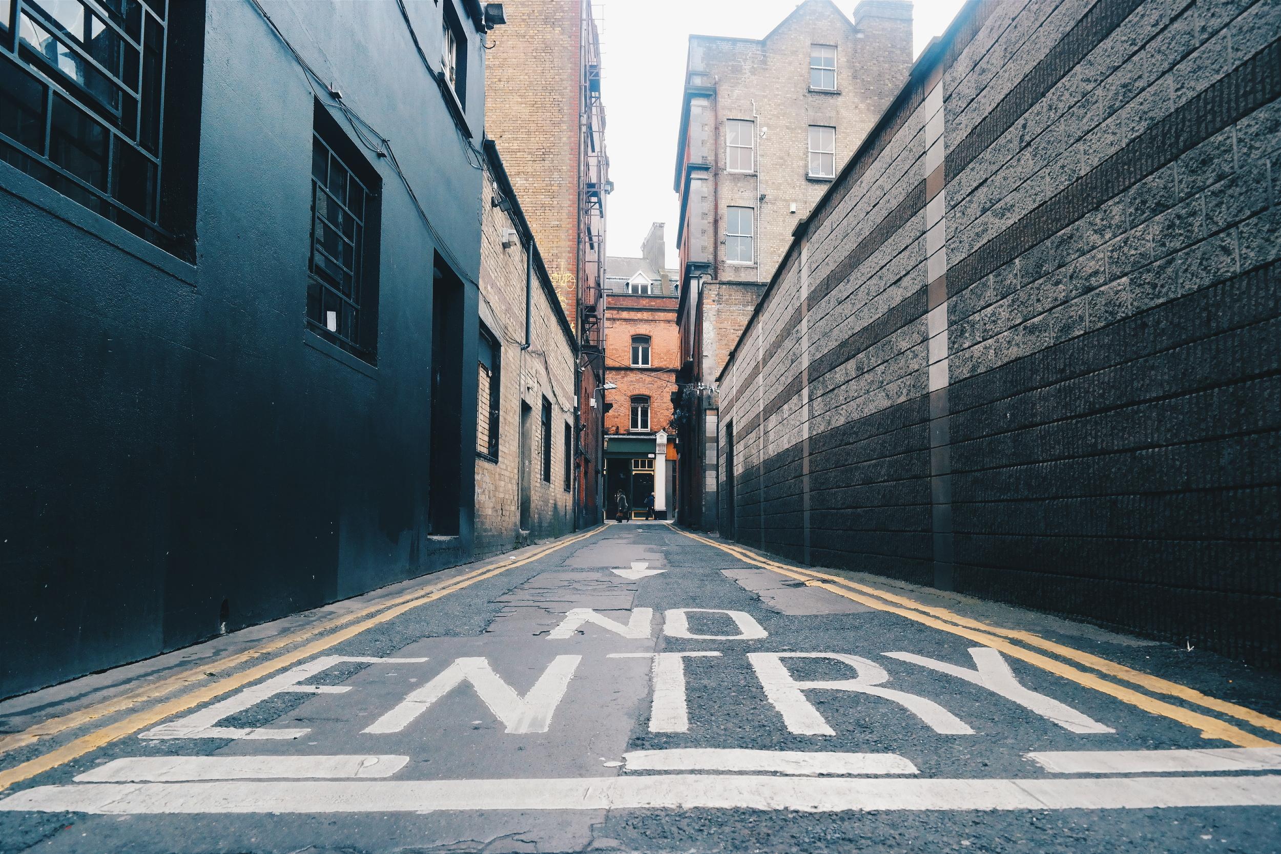 Andrew's Lane