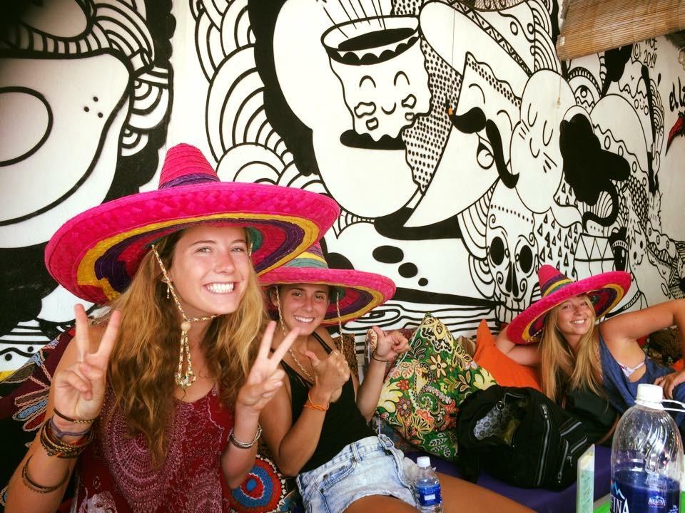 #1 Suspect: Sombreros