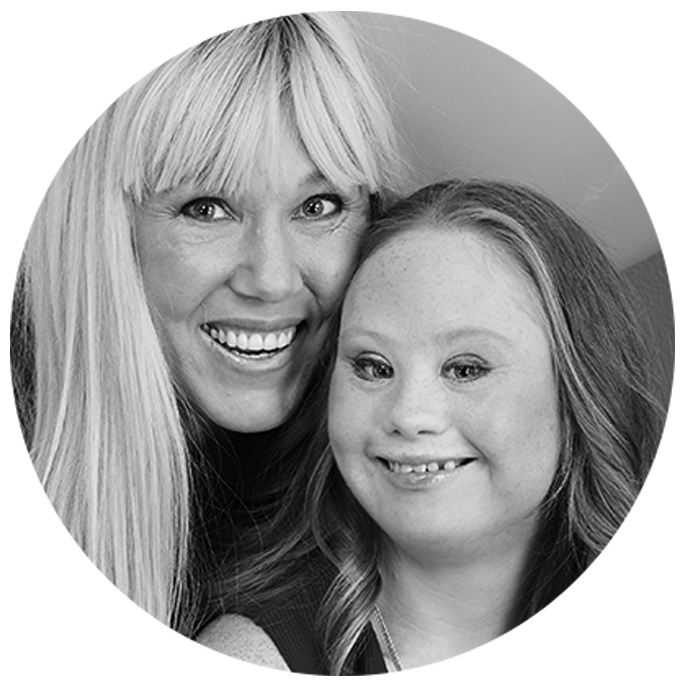 Rosanne and Madeline Stuart – First Globally Successful Down Syndrome Model & Her Mother
