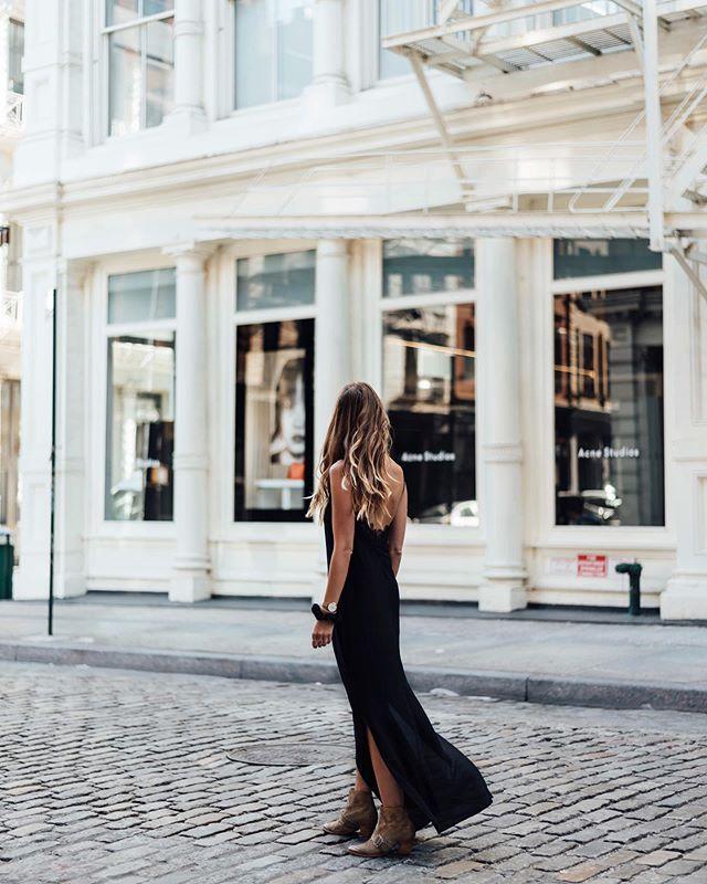 Se balader dans les jolies rues de SoHo 💘 #NYC