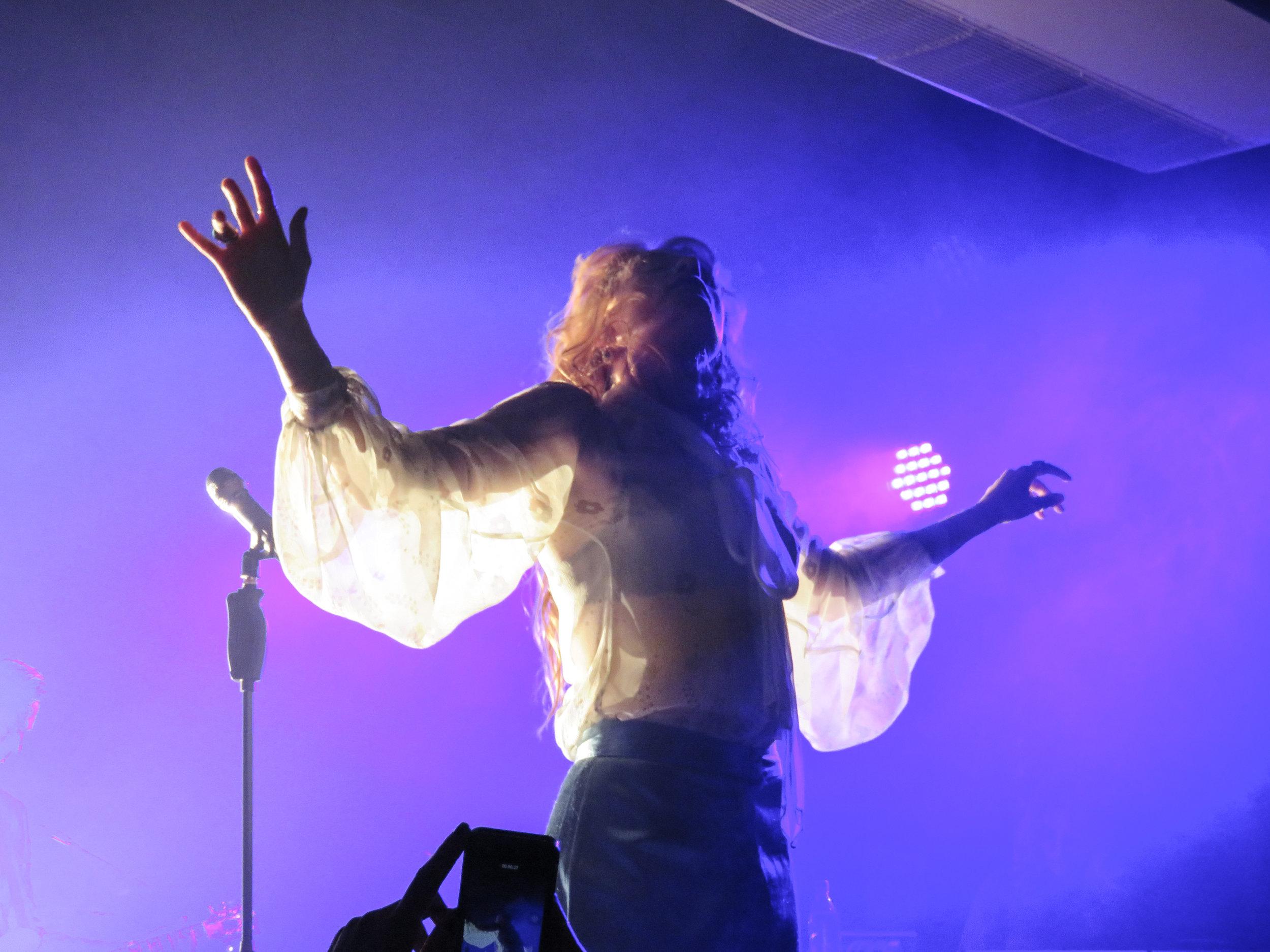 Florence & The Machine - 04/03/15