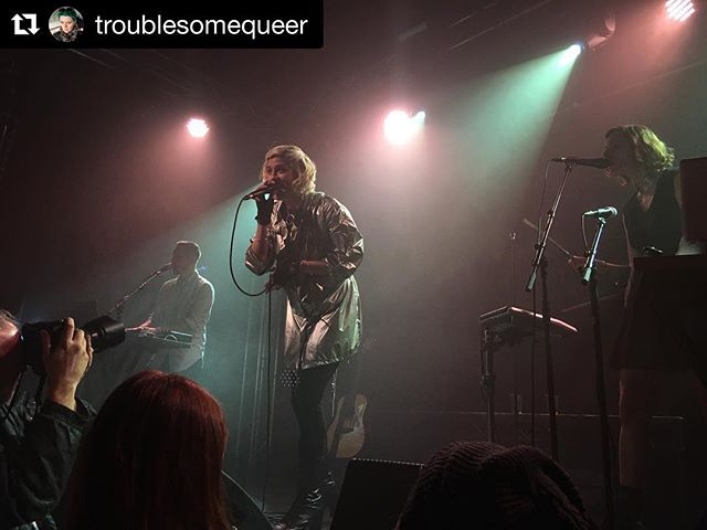 Huge s/o to @dessa for Saturday night. Incredible show!  #Repost @troublesomequeer with @get_repost ・・・ My best shots from the @dessa and @abywolf gig at the Dome in London last night. Absolutely brilliant sets. Still get chills when I hear Fire Drills 🔥 . . . #dessa #doomtree #thedomelondon #abywolf #gigphotography #londonlife #latergram