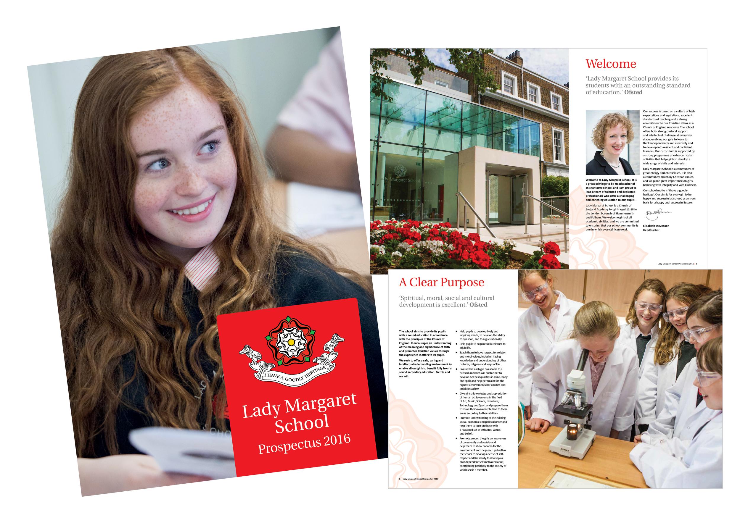 Client: LADY MARGARET SCHOOL