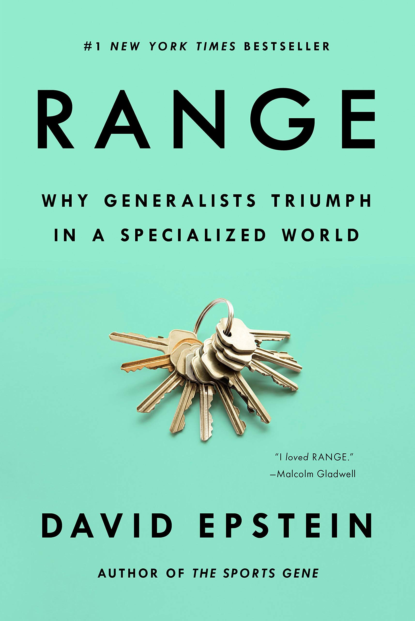 Range by David Epstein - An FW Book Review