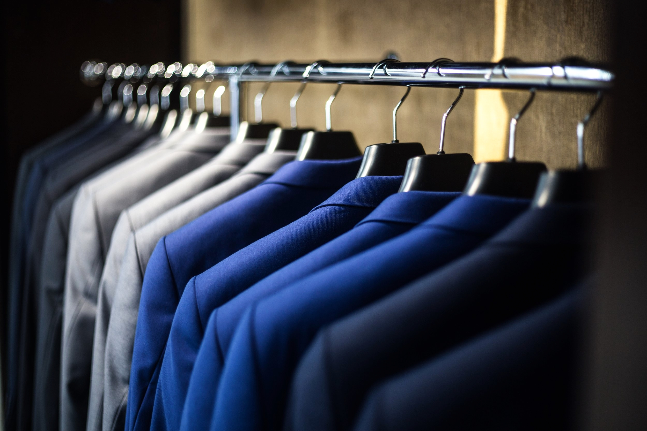 Let your GPS navigate you into the perfect suit or tuxedo. - Want to be fitted for a custom suit or tuxedo for your big day? We are also a full-service custom clothing company, creating beautiful looks for rehearsal dinners, weddings and honeymoons. Your GPS can help you from beginning to end, ensuring cohesion between yourself, the bride and your groomsmen.Start by talking about your vision, and let the GPS get you to your sartorial destination.