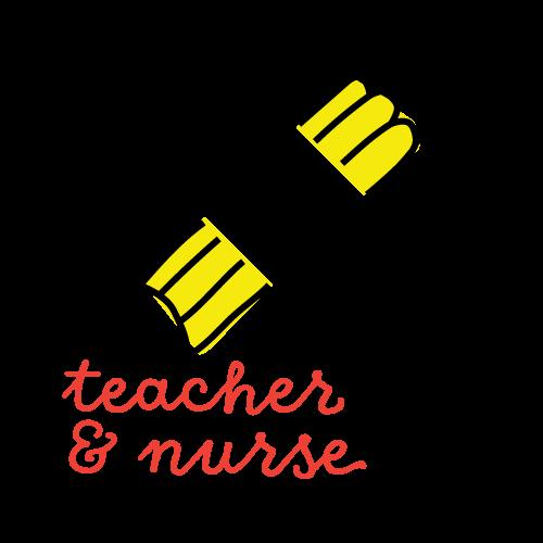 Lale Memaj - A teacher and a nurse.