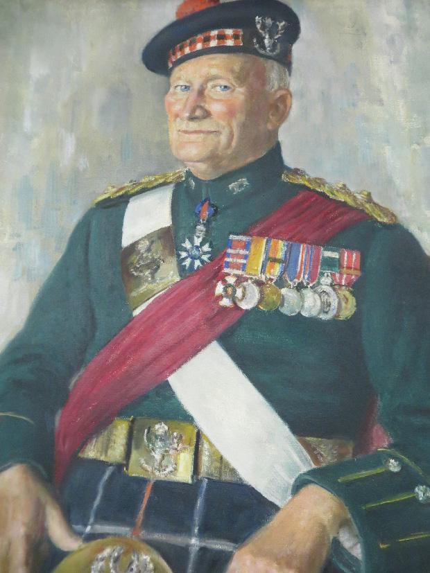 Brig.-Gen. John Arthur Clark, C.M.G., D.S.O.