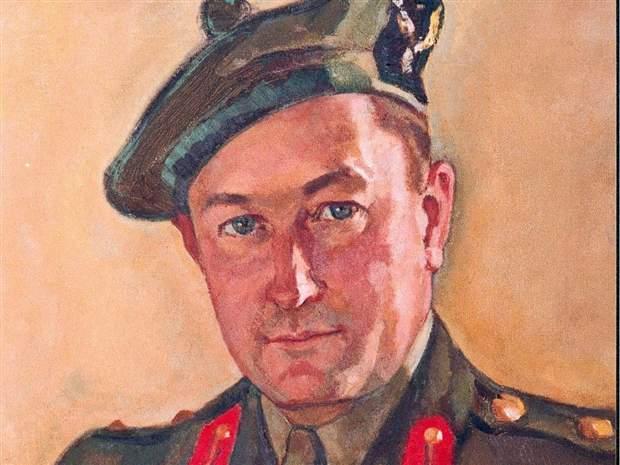 Maj-Gen. Bertram Meryl Hoffmeister