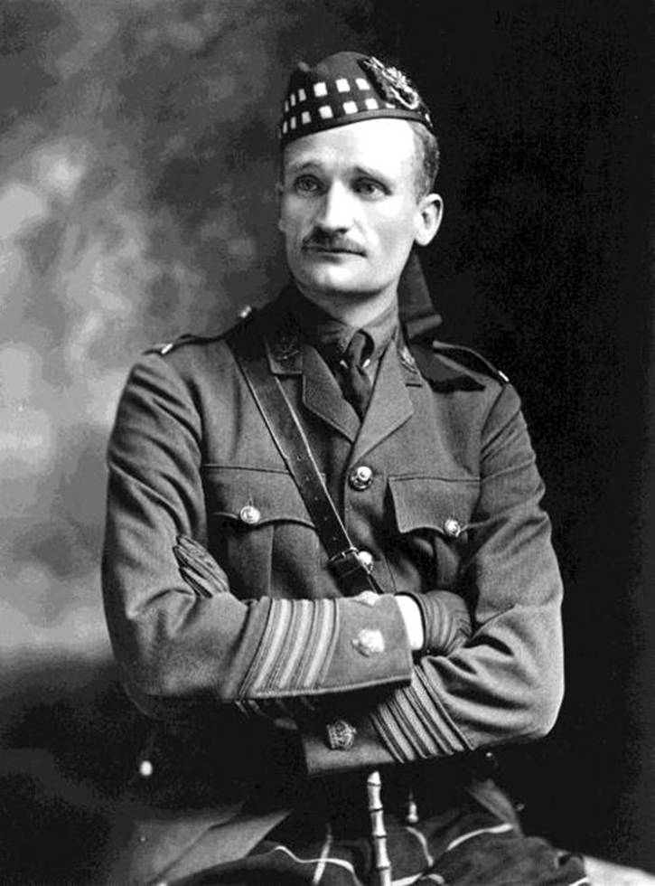 Brigadier General John Arthur Clark, CMG, DSO & Two Bars, QC (8 June 1886 – 18 January 1976) was the Commanding Officer of the 72nd Battalion (Seaforth Highlanders of Canada) for most of the Battalion's service during the First World War.