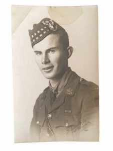 Desmond Vicars, Kamloops man who received distinguished service order from King George for heroism during Battle of Vimy Ridge