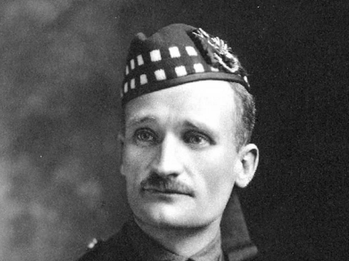 Lt.-Col. J.A. Clark in 1915.     CITY OF VANCOUVER ARCHIVES / PNG