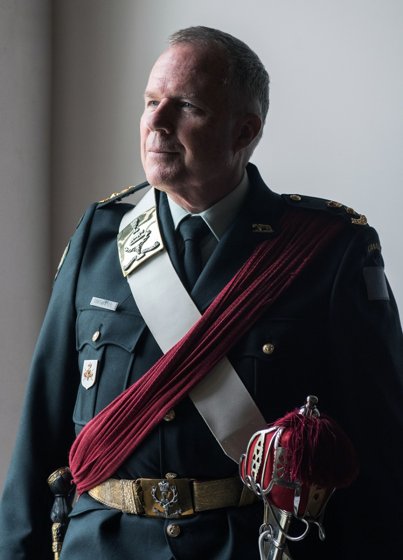 Honorary Colonel