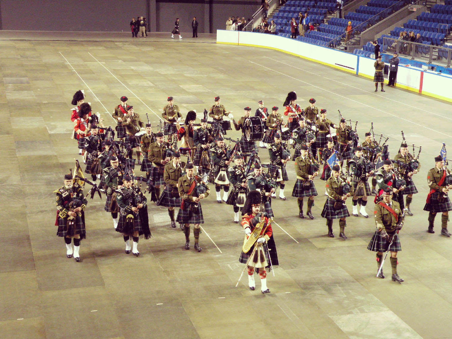 Regimental and Dutch Memorial Pipes and Drums 100th Anniversary.JPG