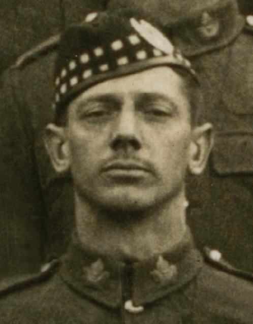 "Corporal Herbert John ""Hat"" Matthews"