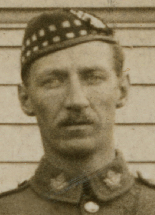 Private John McWhinney