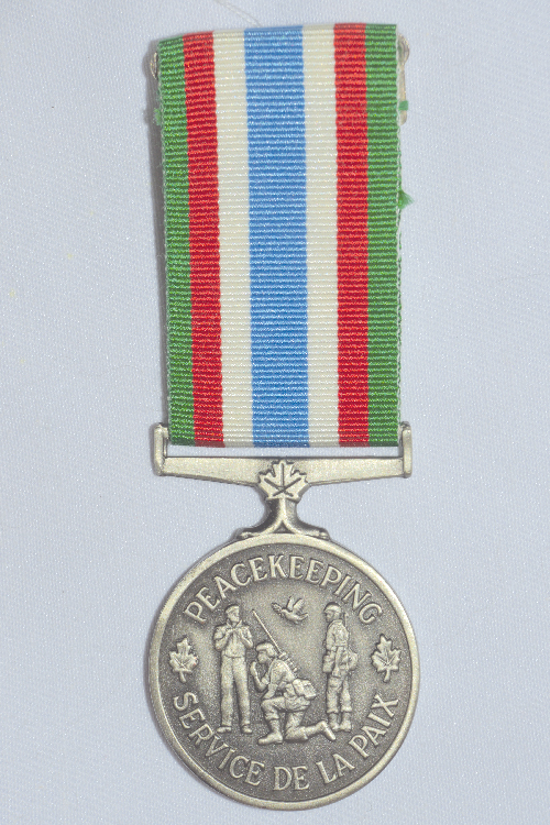 Canadian Peacekeeping Service Medal | UNPROFOR (United Nations Protection Force, Yugoslavia)