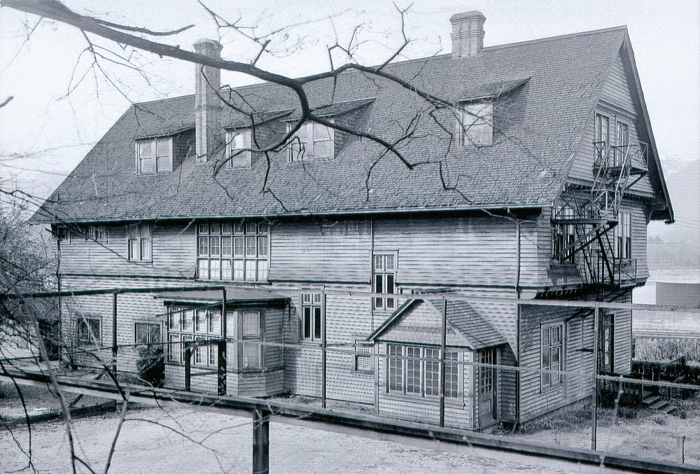 The Twigge Family home served as Regimental Headquarters from 1920-1936 before the construction of The Seaforth Armoury.