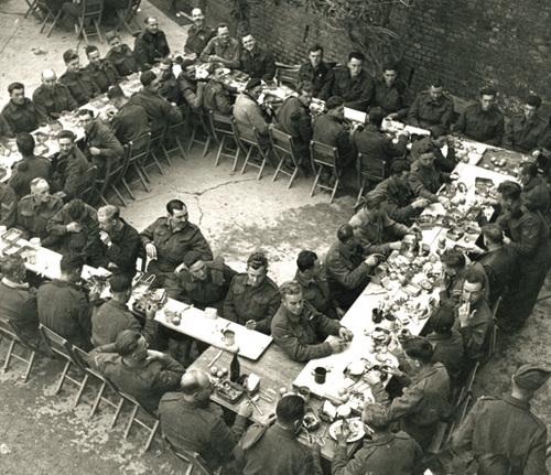Battle of Ortona (Italy) - 1943