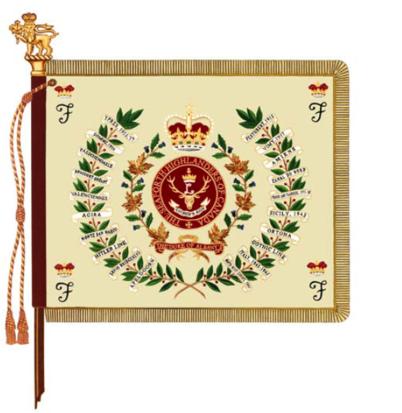 Regimental Colour
