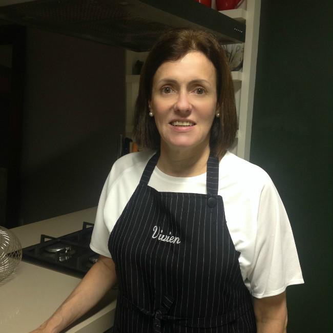 Chef Vivien Mazzioti   nome do bairro/SP