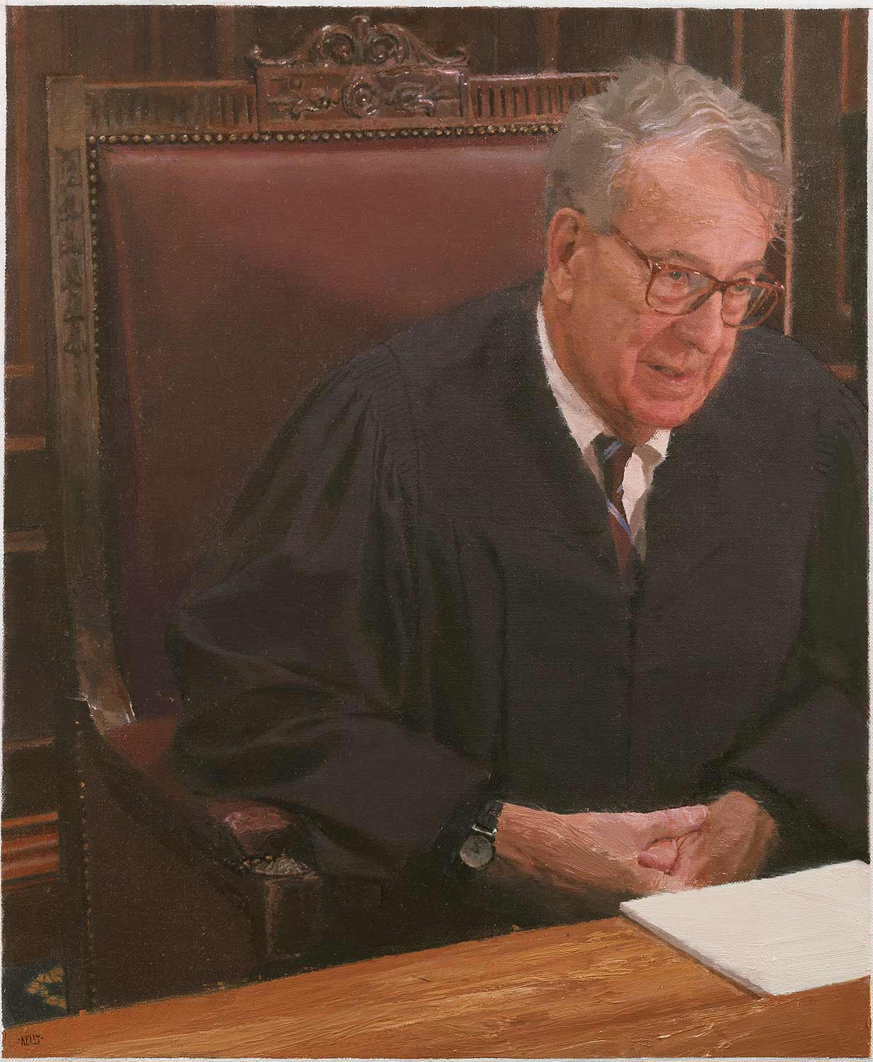 Judge Timothy Dyk