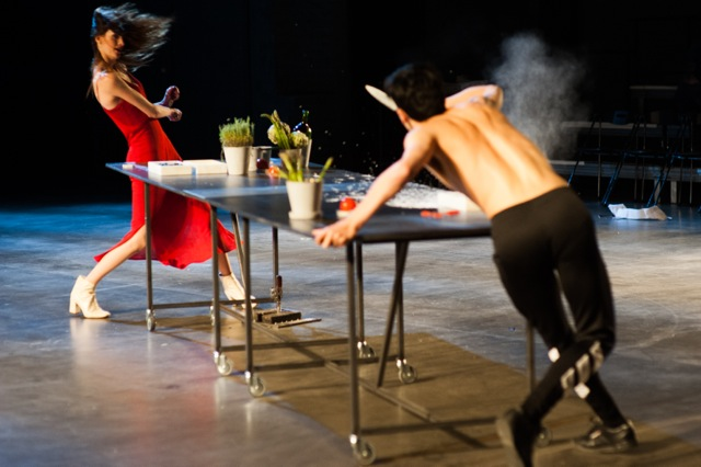 Io Sono Rocco at Kunstenfestivaldesarts / photo credit : KFDA