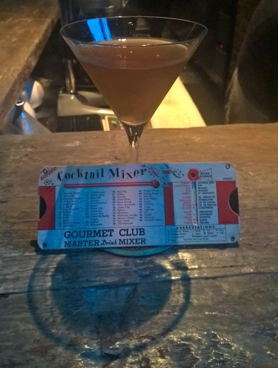 The Smart Alec Cocktail