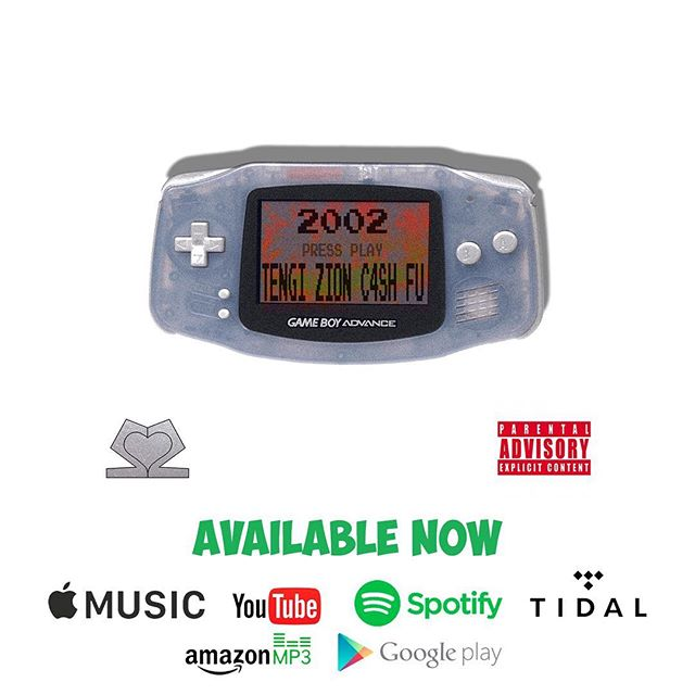 """""""2002"""" Now Available wherever digital music is sold or streamed 💚💜"""