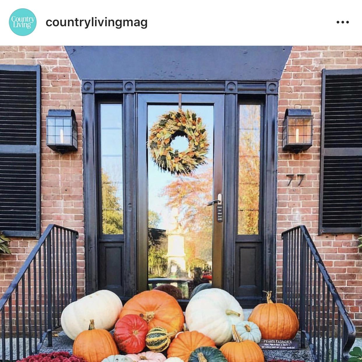 @countrylivingmag' -