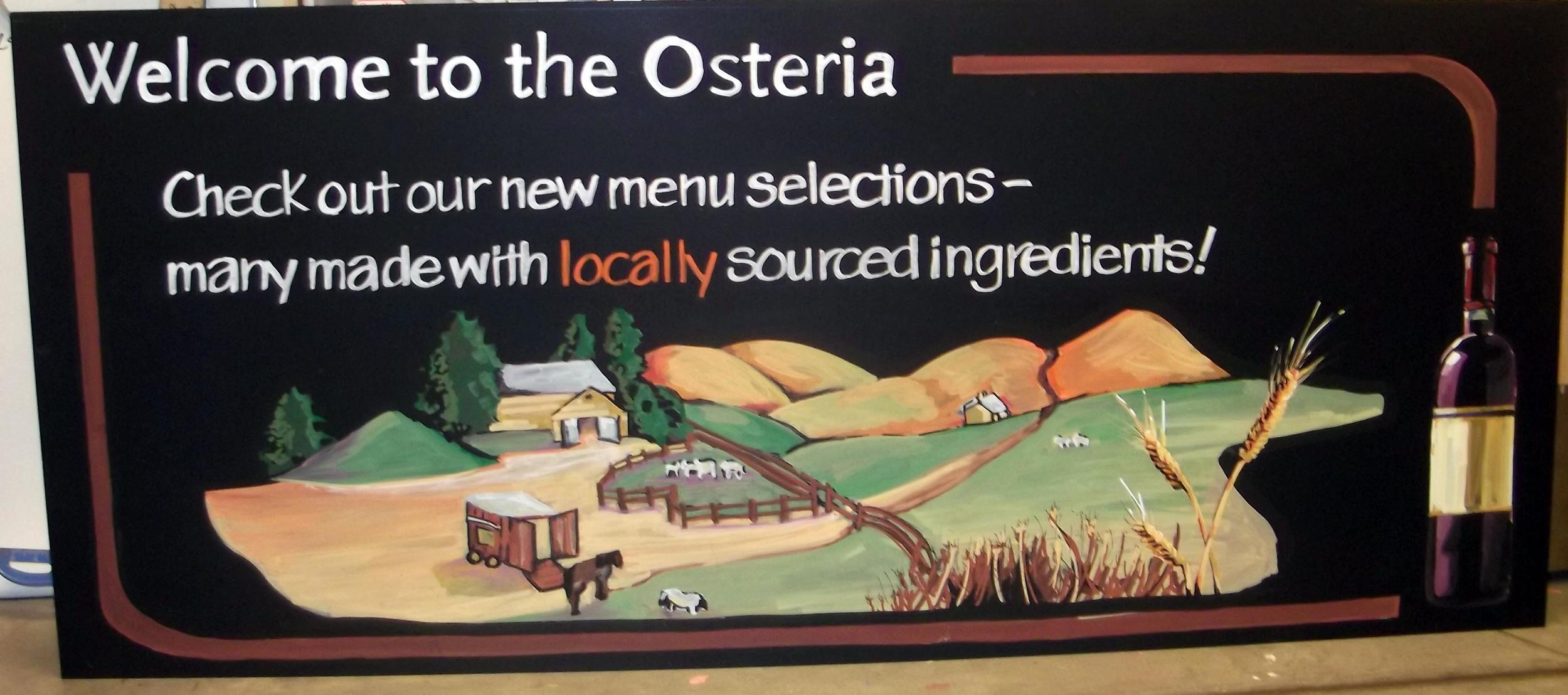 Osteria Board